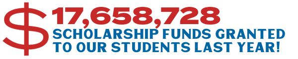 $17 miilion in scholarship funds